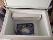 Absorbčná chladnička Carbest.,.