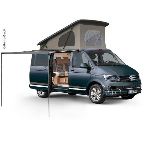 Markíza Thule Omnistor 4900 pre VW T5, T6, vrátane adaptéra, exkluzívne pre Reimo