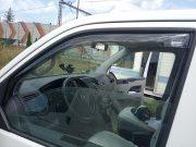 Deflektory pre dvere vodiča a spolujazdca pre VW T5T6 od roku 2003