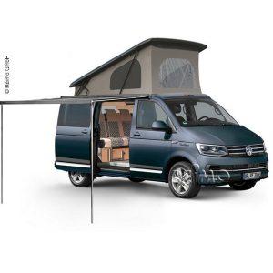 Markíza Thule Omnistor 4900 pre VW T5, T6, vrátane adaptéra a multirail