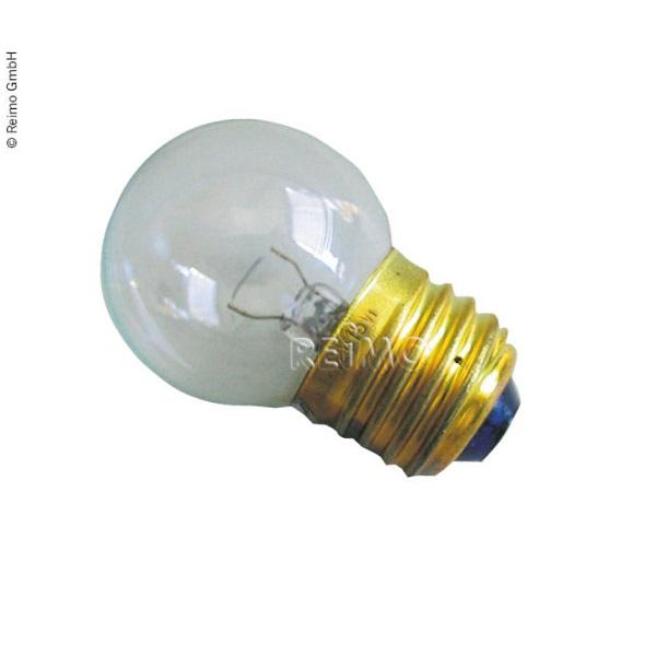 Žiarovka E27, 12V, 15W, žiarovka 12V do karavanu