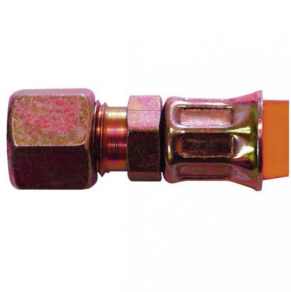 Plynová hadica TGO, 8mm