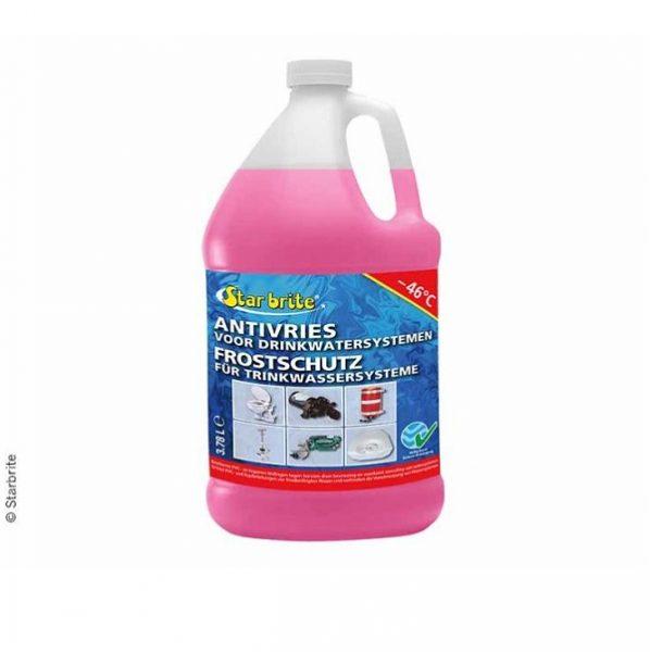 Ochrana pred mrazom pre systémy pitnej vody 3,8l do karavanov