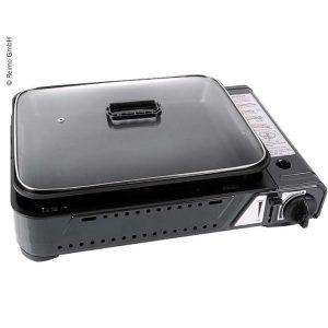 Plynový sporák Burny PAN s ochranou proti vznieteniu