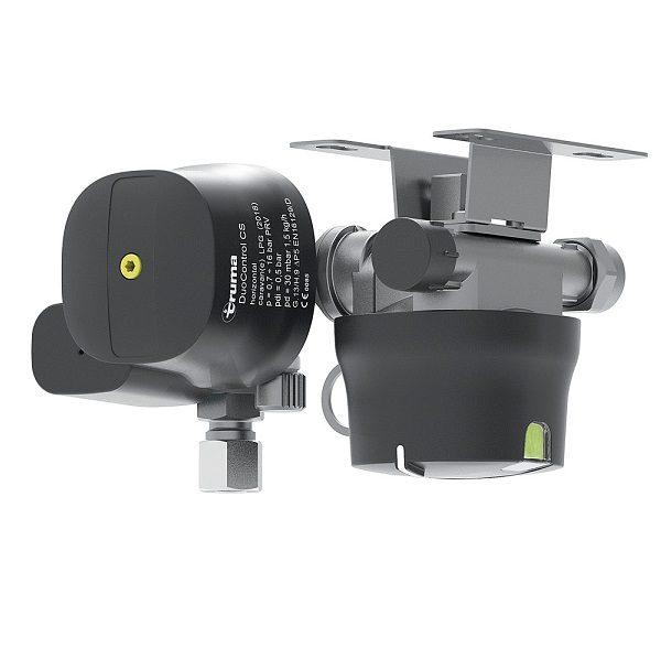 Regulátor tlaku plynu Truma DuoControl CS