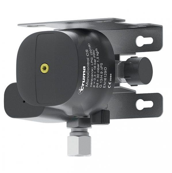 Regulátor tlaku plynu Truma MonoControl CS