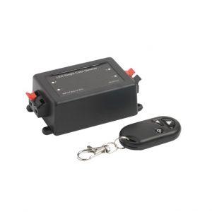 Ovládač pre LED osvetlenie Carbest s diaľkovým ovládaním