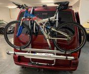 Fiamma Carry Bike Pro nosič pre bicykle VW T4 od 1991 do 2003