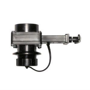 """Kanalizačný ventil 1,5"""", 38 mm na odpadovú vodu do karavanu"""