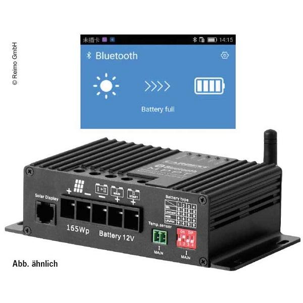 Carbest MPPT solárny regulátor, 25 A s Bluetooth