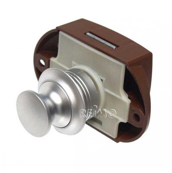 Systém na zatváranie dverí Push Lock s magnetom