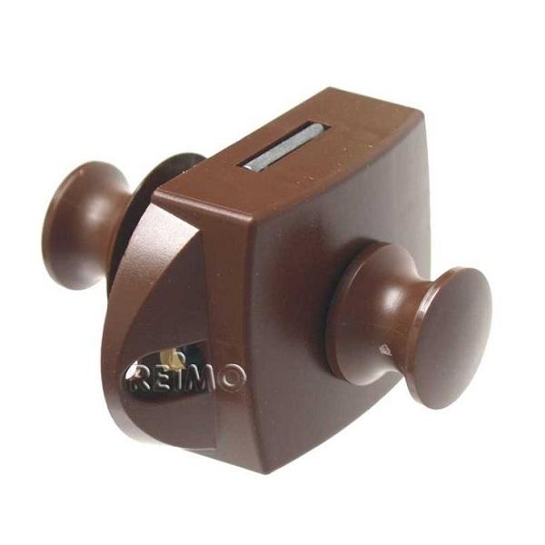 Systém na zatváranie dverí Push Lock s magnetom, push lock do karavanu