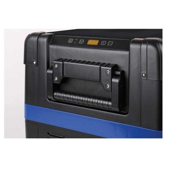 Kompresorová chladnička Carbest MaxiFreezer