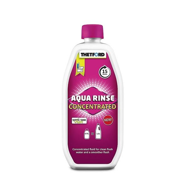 Aqua Rinse Plus pre toaletné nádrže koncentrát 780ml