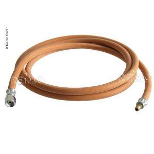 Plynová hadica pre plynové zásuvky a rýchlospojky