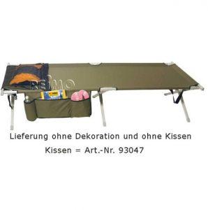 Kempingová posteľ Euphrat od Camp4