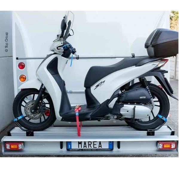 Skladací nosič na motocykel Top Group Marea