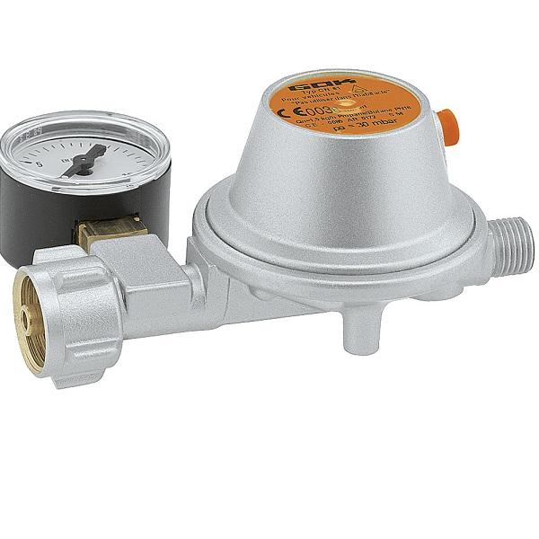 GOK Nízkotlakový regulátor typu EN61 , regulator plynu pre karavany