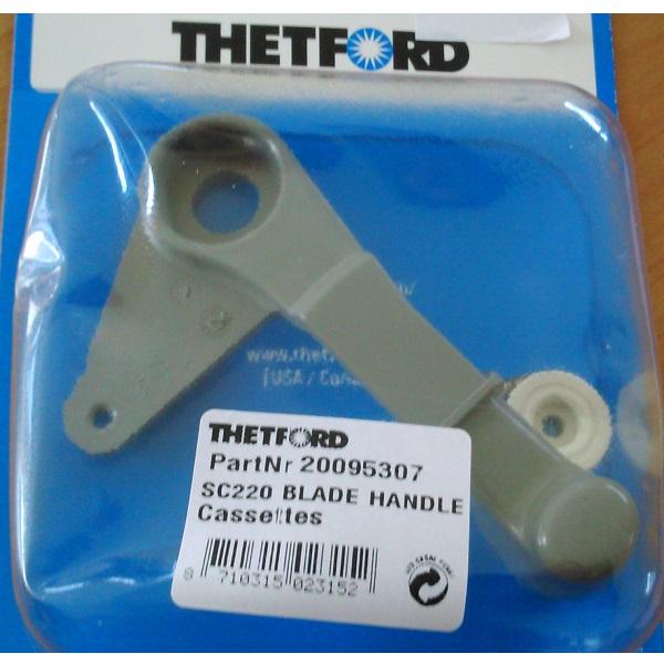 Páčka na otváranie toalety Thetford C220, C223S