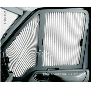 Roleta REMIfront IV pre bočné okná pre Ford Transit