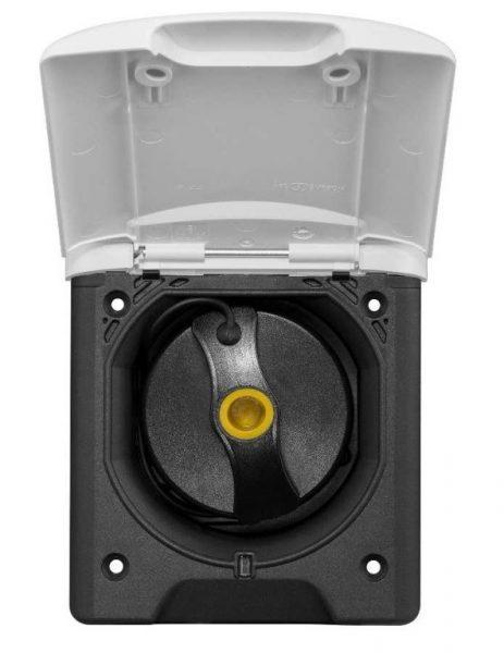Plniace hrdlo s magnetickým uzáverom pre diesel