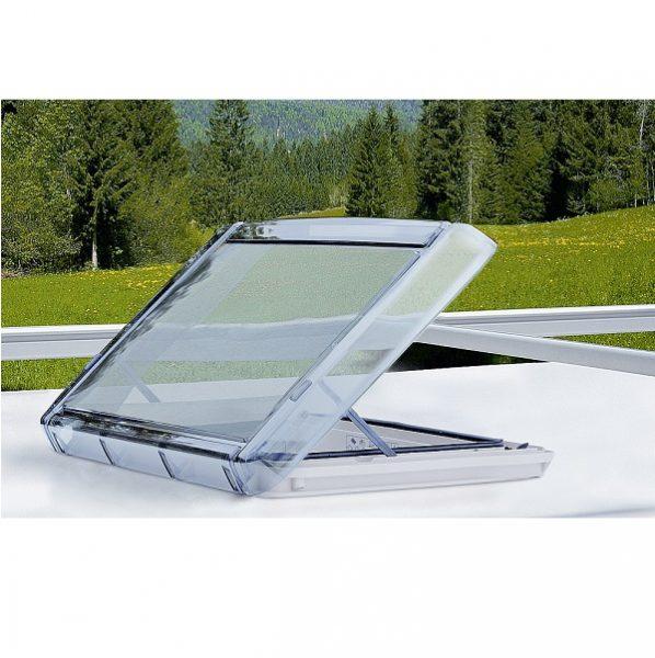 Strešné okno REMIS REMItop Vario II 40x40cm, strešné okno do karavanu