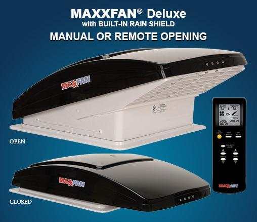Strešné okno Can MaxxFan Deluxe