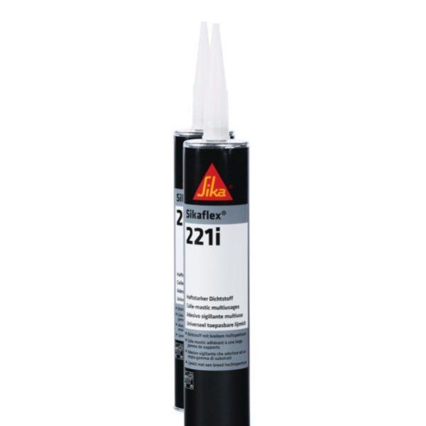 Sikaflex 221i špeciálne lepidlo/tmel, 300ml