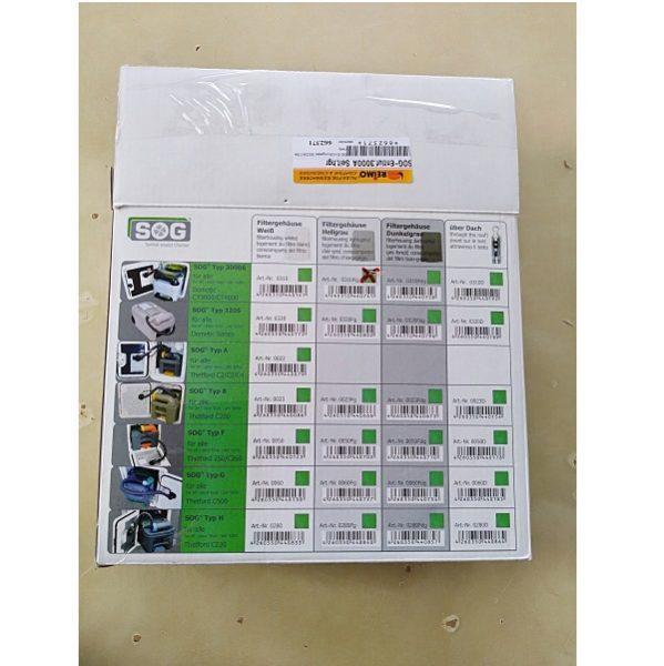 Vetracia sada SOG Typ 3000A pre toalety Dometic CT 3000/4000