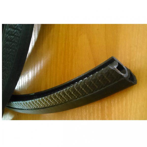 Tesniaci profil s tesniacou lištou, 10mm