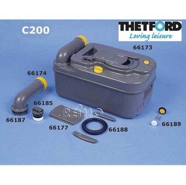 Odvzdušňovací ventil pre toaletu Thetford C2/C3/C4/CW7CS 200