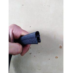 Tesniaci profil s tesniacou lištou, 10mm..