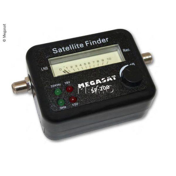 Vyhľadávač satelitov MEGASAT SF-200