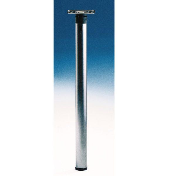 Noha stola so skladacím kĺbom, 675 mm