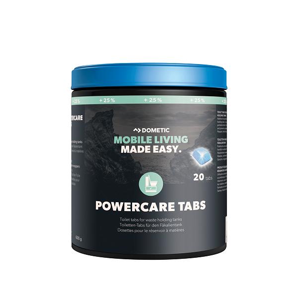 Sanitárna prísada Dometic PowerCare / GreenCare tablety