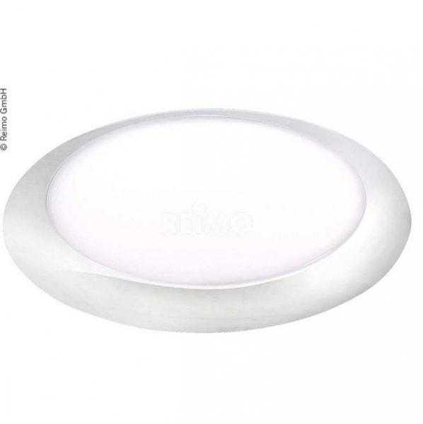 LED stropné svetlo 12V, 5,5W biele