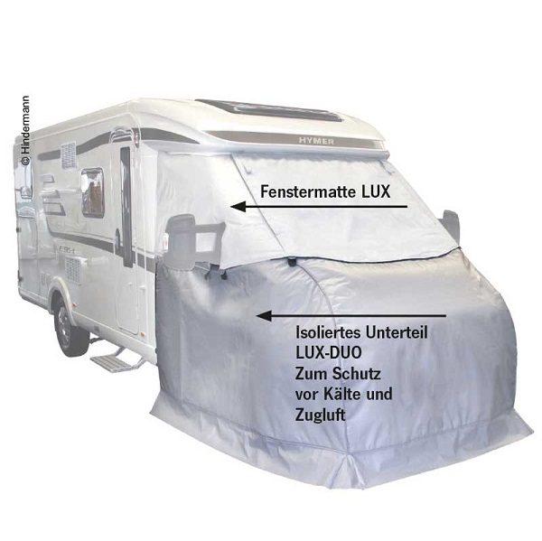 Tepelná izolácia LUX alebo LUX-DUO od Hindermann