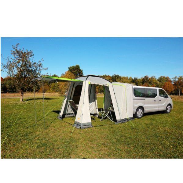 Uni Van univerzálny zadný stan pre Minicampery a Vany
