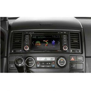 ZENEC Infotainer Z-E2060 E_GO 6,5 palca pre VW T5 Multivan / Kalifornia