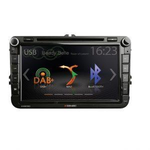 ZENEC Infotainer Z-E2050 E_GO 8 palcov pre VW T5