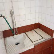 Výlevka na chemicke wc